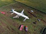 Video: Ruský pilot sa stal hrdinom, týmto činom zachránil stovky ľudí