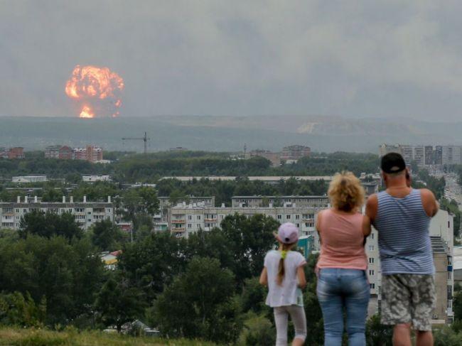 Čo sa skutočne stalo pri výbuchu v ruskom stredisku? Experti hovoria o jadrových zbraniach