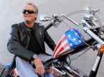 Zomrel americký herec Peter Fonda