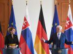Čaputová sa stretla so Steinmeierom, ocenili blízke vzťahy oboch krajín