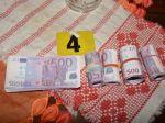 Kriminalisti zaistili podozrivé eurobankovy vysokej nominálnej hodnoty