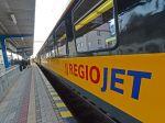 RegioJet plánuje zavedenie priameho vlakového spojenia z ČR na Ukrajinu