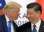 Trump oznámil zvýšenie ciel na čínske tovary