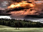 SHMÚ: Meteorológovia varujú pred búrkami najmä v týchto 2 krajoch