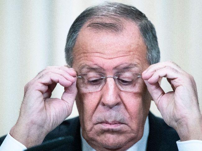 Lavrov poprel, že Trump mu odovzdal tajné informácie