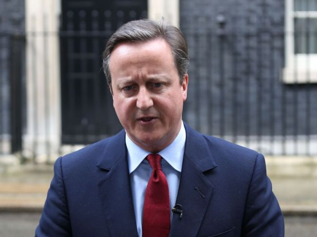 Expremiér Cameron nevylučuje druhé referendum o brexite