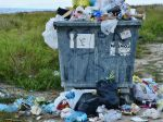 Priemerný Slovák v roku 2018 vyprodukoval 427 kg odpadu ročne