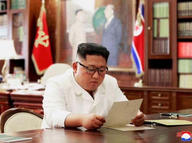 Severokórejský vodca zaslal Trumpovi ďalší list, pozval ho do Pchjongjangu