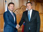 Danko: Spoločný hlas Čechov a Slovákov je vo svete silnejší