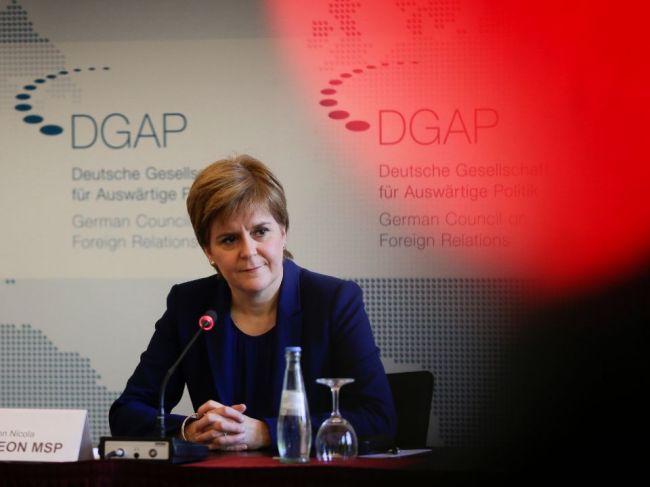Škótsko sa v dôsledku brexitu zrejme odtrhne od Británie, tvrdí jeho premiérka