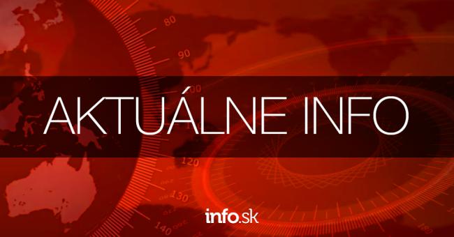 Hasiči pri požiari bytu v Bratislave našli mŕtvu osobu