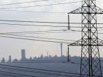 11.000 odberných miest je pre vietor bez elektriny