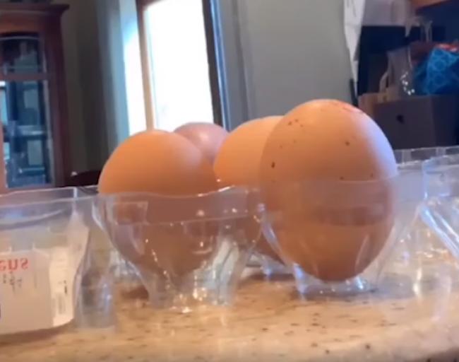 Video: Koľko vajec vidíte v tomto obale? Skutočné číslo vás prekvapí