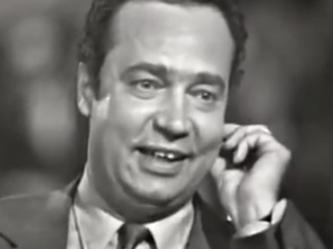 Legendárny herec Vladimír Menšík sa narodil pred 90 rokmi