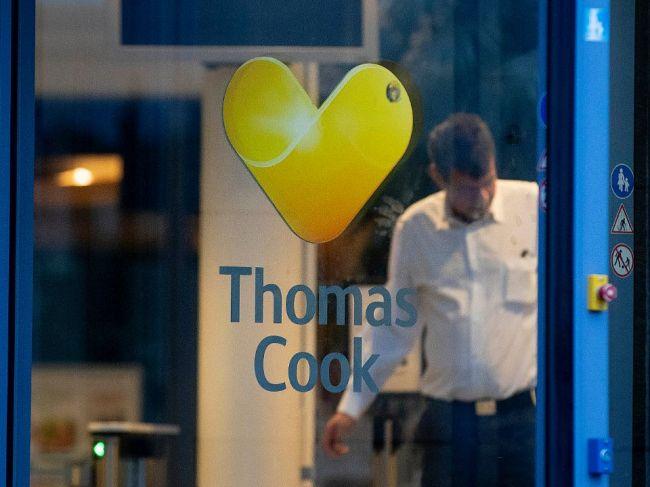 Nemecký Thomas Cook do konca roka zrušil všetky zájazdy