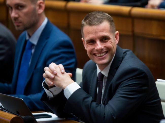 Novým šéfom poslaneckého klubu SaS je Martin Klus, do strany vstupuje 23 členov