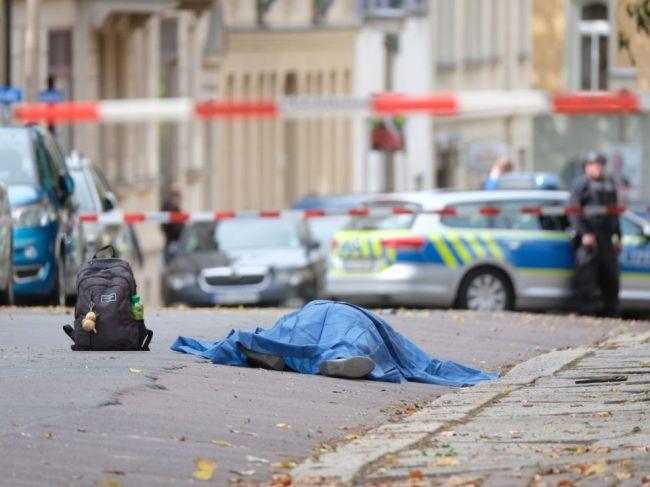 Útočník z Halle zverejnil pred streľbou antisemitský