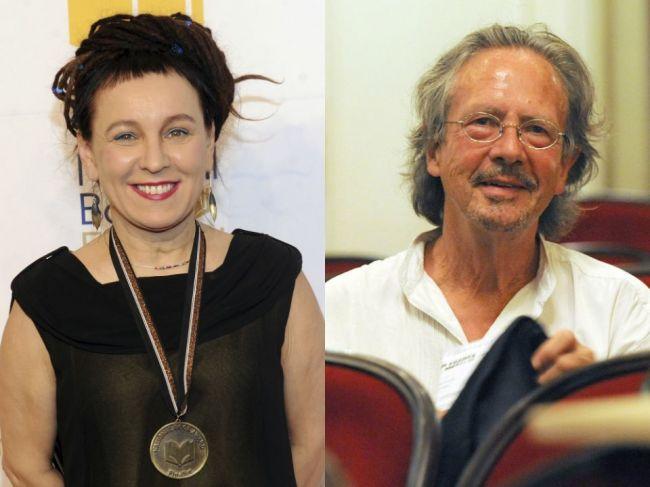 Nobelovu cenu za literatúru získali Peter Handke a Olga Tokarczuková