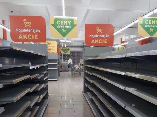 Potraviny Kačka ukončili rokovania s úradom práce, zamestnanci majú tieto možnosti
