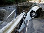 Tajfún Hagibis si vyžiadal najmenej 19 obetí, 16 ľudí je nezvestných