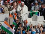 Pápež vyzval na dialóg na ukončenie ofenzívy v Sýrii