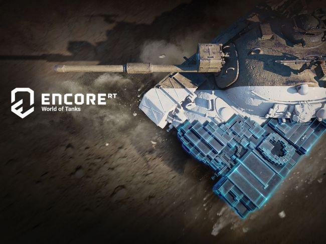 World of Tanks Encore RT Demo aplikácia predstavuje technológiu Ray-tracing