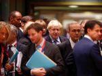 Lídri EÚ jednomyseľne odobrili novú dohodu o brexite