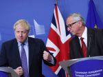 Juncker: Odmietnutie dohody o brexite by spôsobilo veľké komplikácie