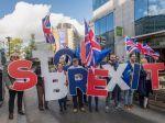 Britský parlament chce nové ekonomické odhady pred hlasovaním o brexite