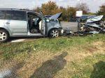 Pri dopravnej nehode vyhasol ľudský život, polícia vystríha vodičov