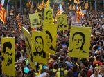 Na zhromaždenie v Barcelone prišlo vyše pol milióna protestujúcich