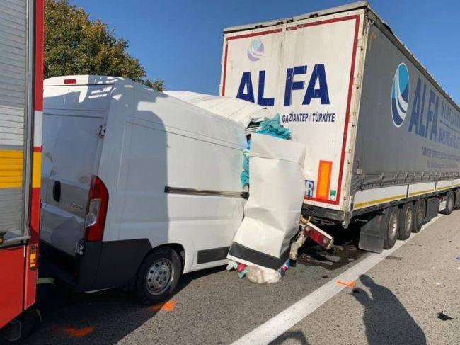 Mimoriadne vážna dopravná nehoda