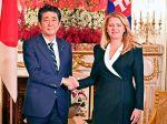 V Japonsku sa koná intronizácia cisára, Slovensko zastupuje Čaputová