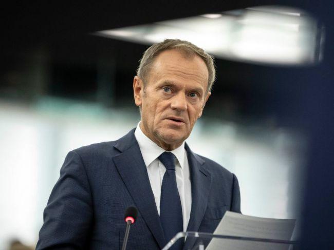 Tusk odporučí EÚ, aby súhlasila s odkladom brexitu