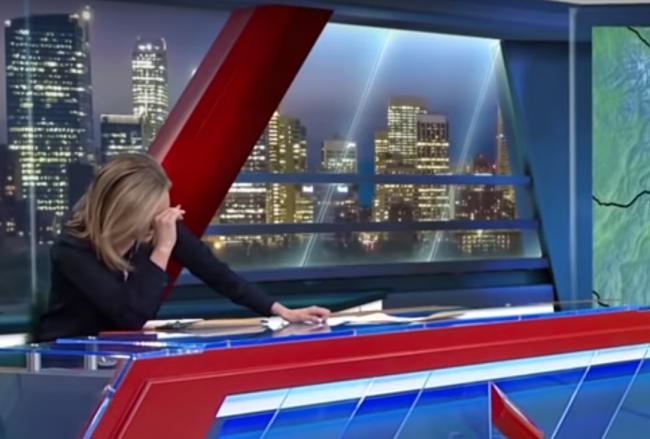 Video: Mystický meteorológ rozosmial moderátorky, až sa z toho rozplakali