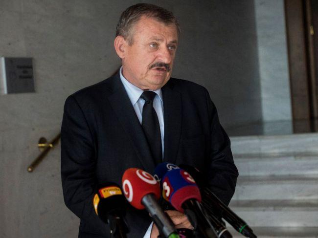 Hrnko: Brannobezpečnostný výbor bude riešiť tím Kuciak, ak to navrhne Lučanský