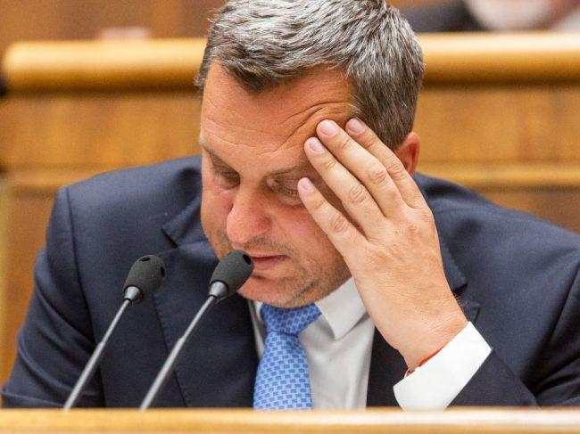 Danko: Mrzí ma, že Slovensko ovládajú emócie namiesto racionálnych vecí