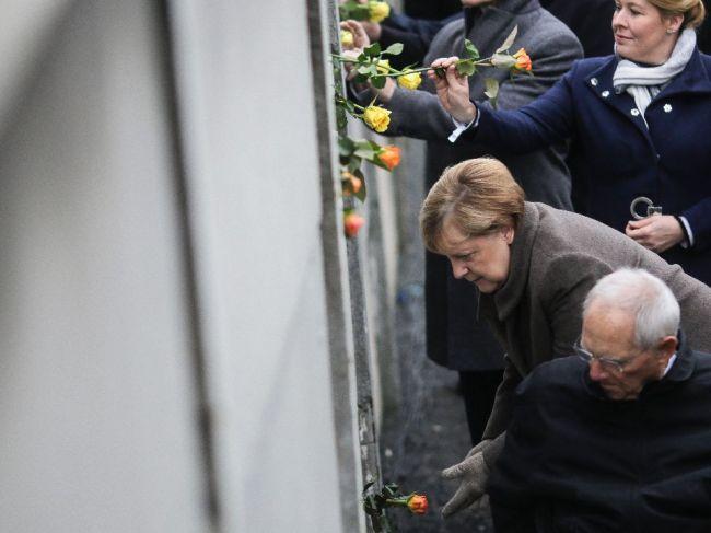 Merkelová zdôraznila ochranu demokracie, slobody a ľudských práv