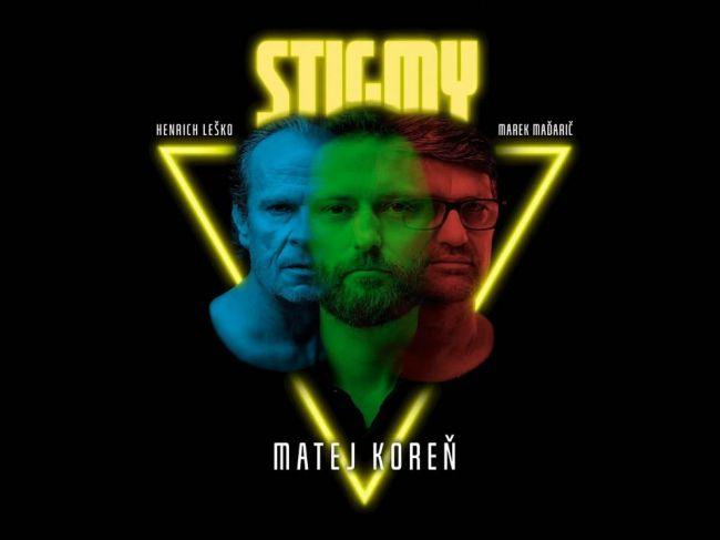 Koreň, Leško a Maďarič predstavili spoločný album Stigmy