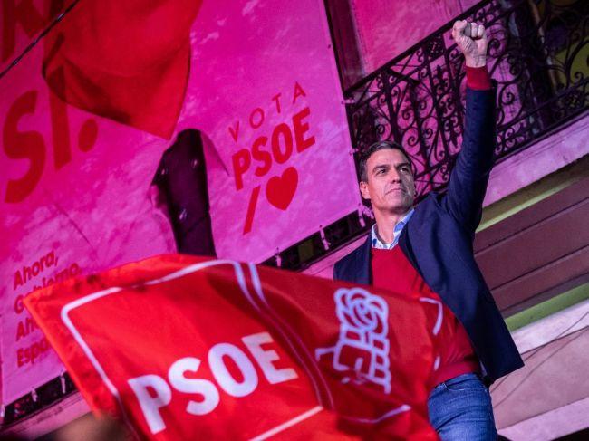 Španielske voľby vyhrali socialisti, patovú situáciu ale nevyriešili