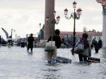 V Benátkach bol vyhlásený núdzový stav