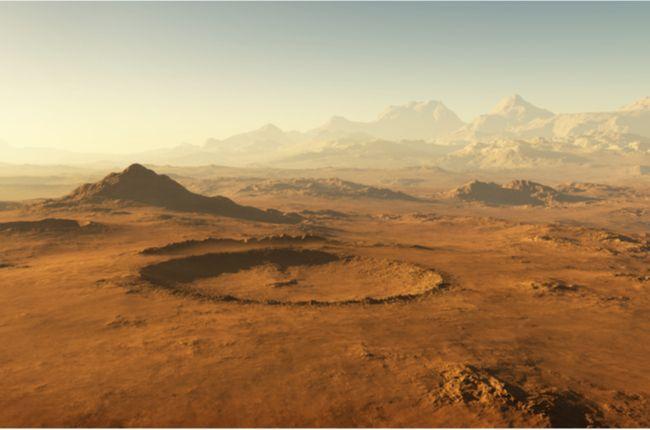 Z Marsu prišla nevysvetliteľná správa o kyslíku