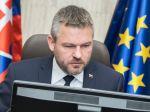 Pellegrini: Investície do ciest už malo byť vidieť, Slovensko neskrachuje