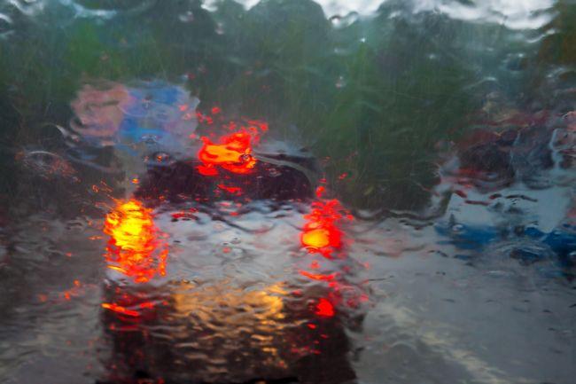 Tieto oblasti Slovenska zasiahne silný dážď, výstraha platí až do piatka