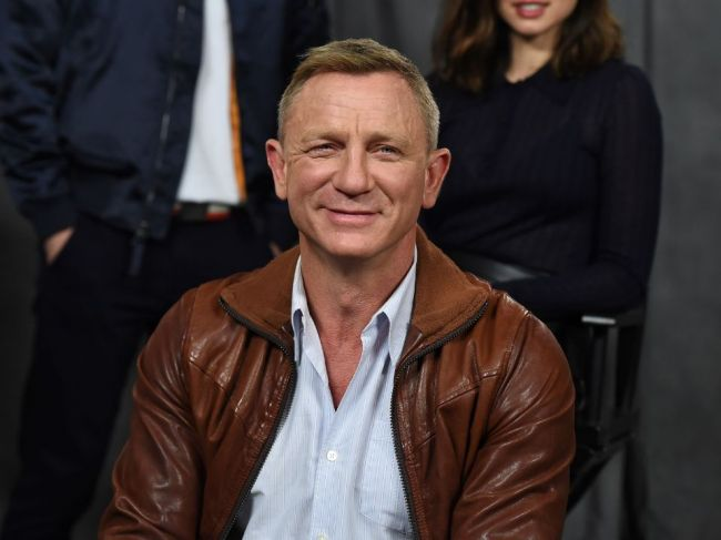 Daniel Craig potvrdil, že No Time to Die bude jeho poslednou bondovkou