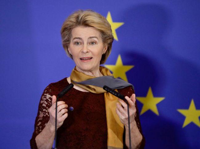 Von der Leyenová: Európa chce byť do roku 2050 klimaticky neutrálna