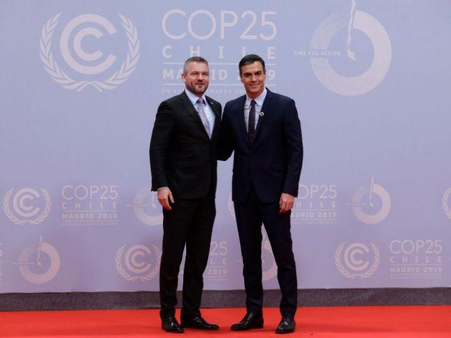 Pellegrini: Slovensko je pripravené na zmeny v súvislosti s ochranou klímy