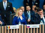 Čaputová a Gajdoš v Británii zdôraznili potrebu plnenia záväzkov v oblasti obrany