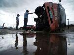 Tajfún Kammuri si vyžiadal 13 ľudských životov