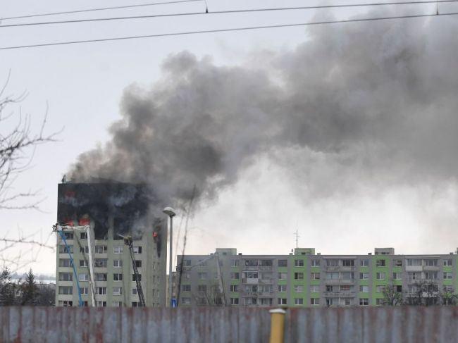 Výbuch bytovky v Prešove si vyžiadal viacerých mŕtvych aj desiatky zranených